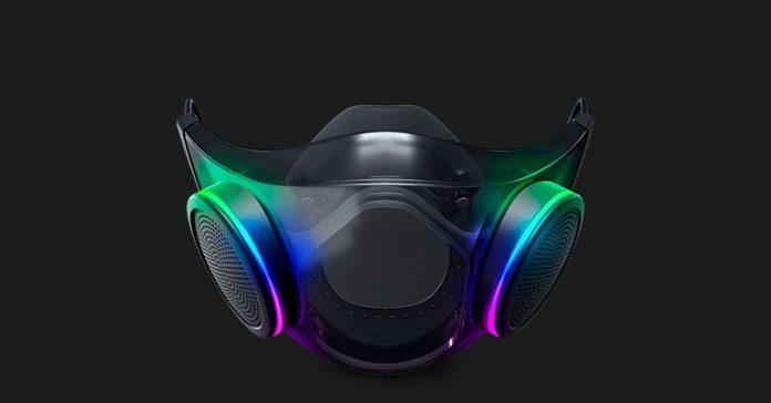 Razer Project Hazel Mask launch drops N95 respirator