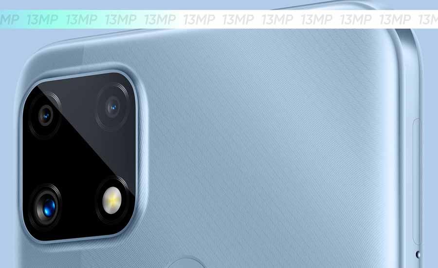 Realme C25s Camera Setup