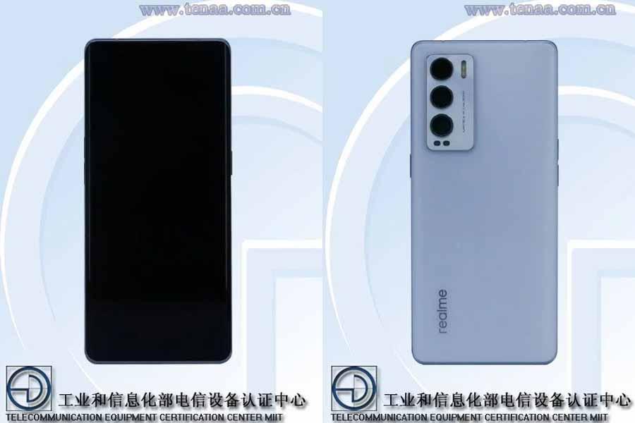 Realme X9 Pro Renders