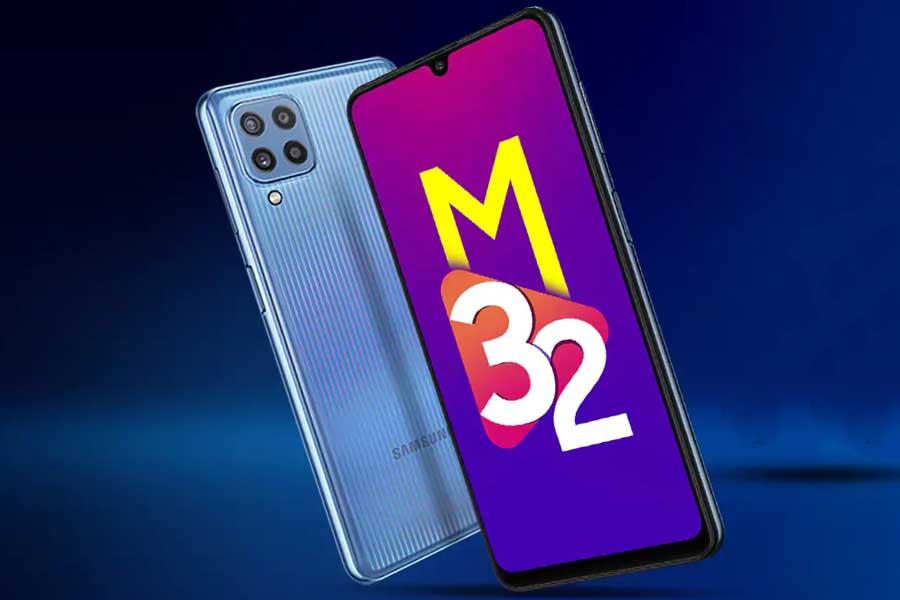 Samsung Galaxy M32 Display and Design