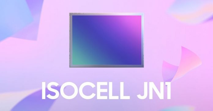 Samsung ISOCELL JN1 50MP camera sensor announced Specifications Features Availability