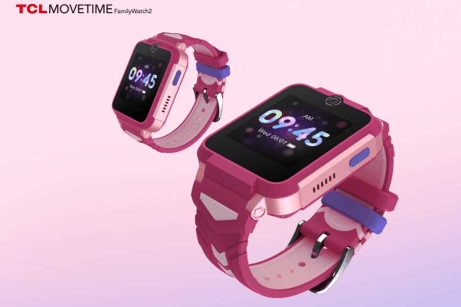 TCL MOVETIME Family Watch 2 Design and Display