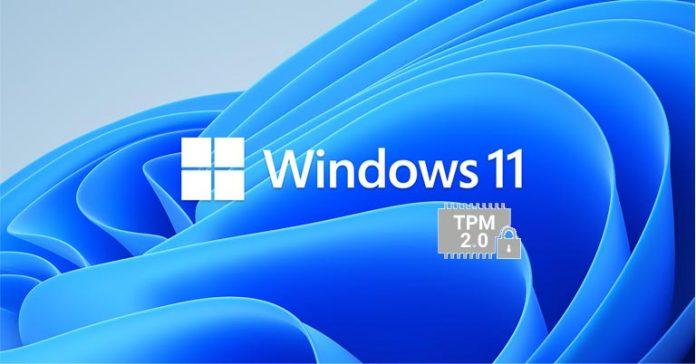 TPM on Windows 11