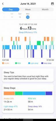 TicWatch E3 - Sleep Daily 1