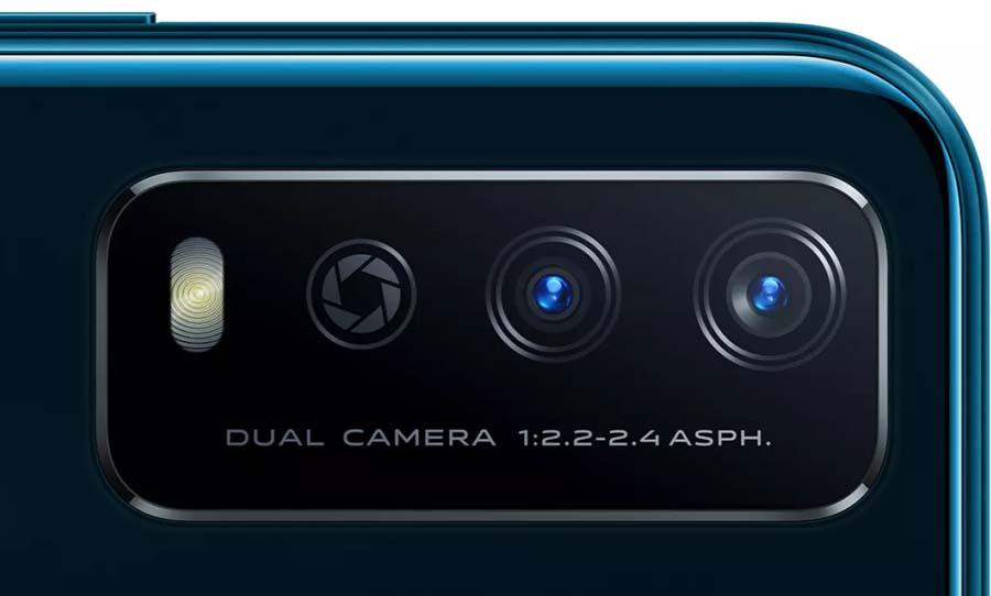 Vivo Y12A Camera