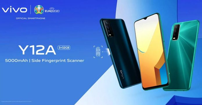 Vivo Y12A launched Price in Nepal Specifications Features Where to buy Availability