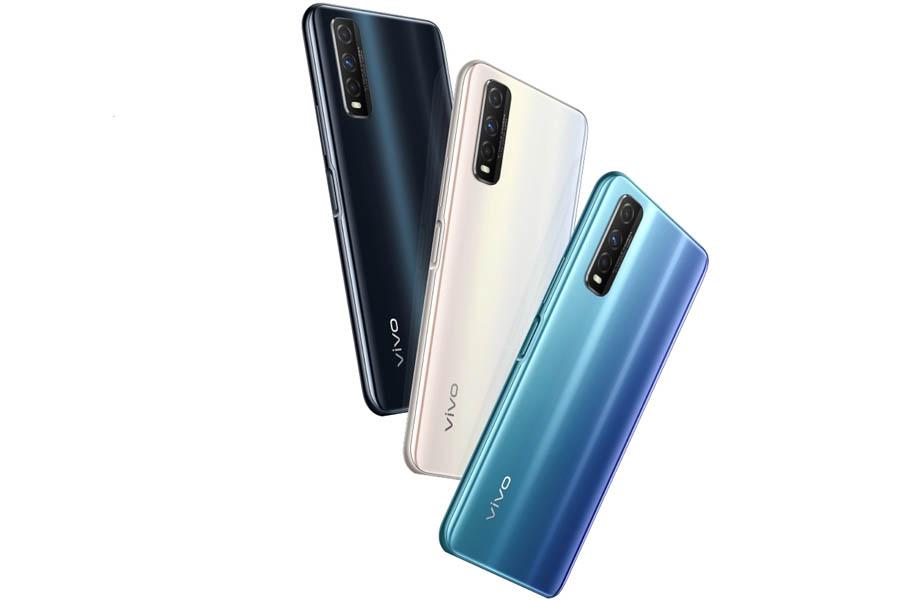 Vivo Y70t 5G Color options