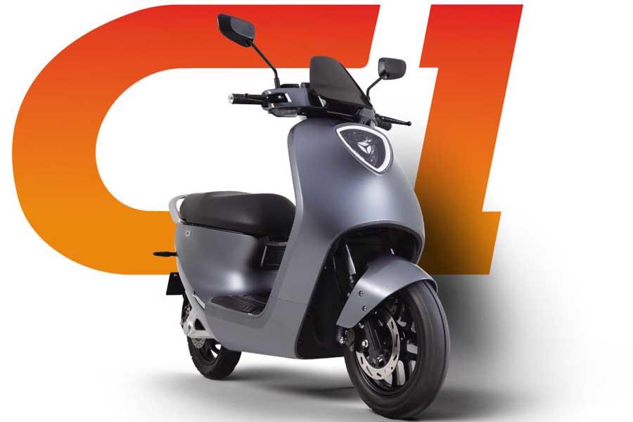 Yadea C1 e-scooter