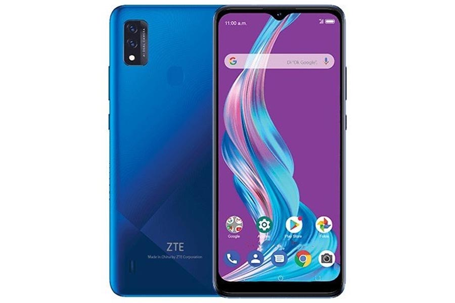 ZTE Blade A51 Design and Display