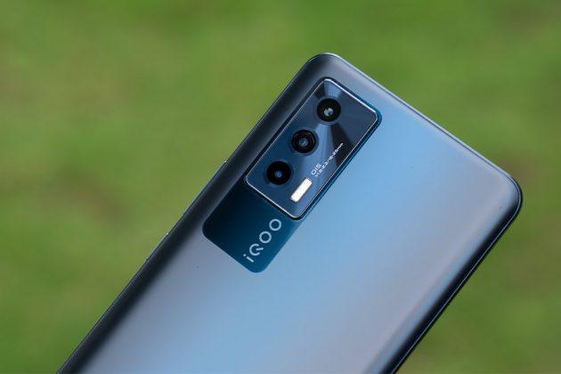 iQOO 7 - Back Cameras