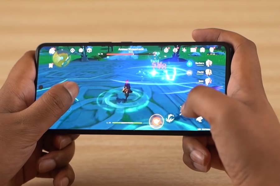 iQOO 7 - Gaming