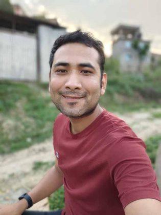 iQOO 7 - Portrait Selfie 1