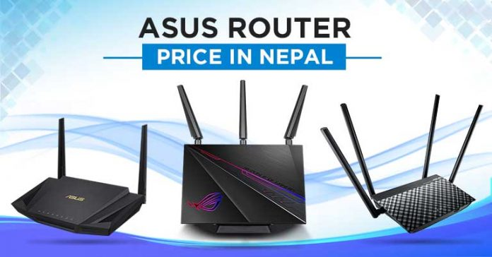 Asus Routers Price in Nepal