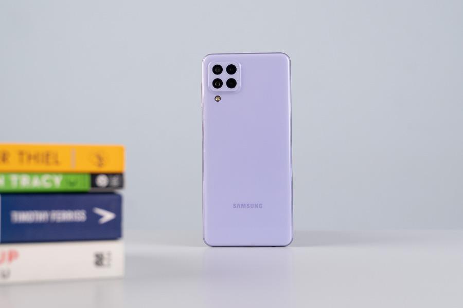 Galaxy A22 - Design