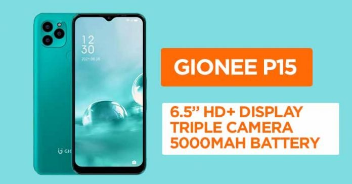 Gionee P15 price in Nepal Specifications Features availability