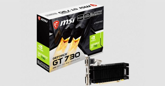 MSI GeForce GT 730 Price in Nepal Specs Features Where to buy availability