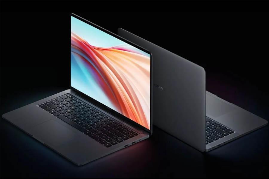 Mi Notebook Pro X 15 Design and Display