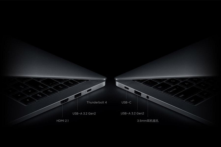 Mi Notebook Pro X 15 Ports
