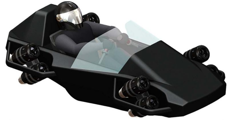 Modular Speeder Front