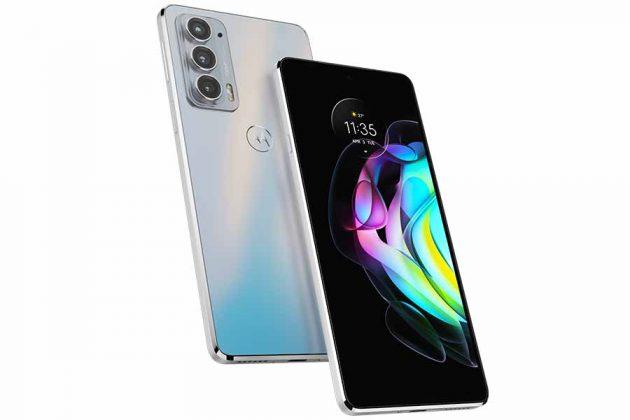 Motorola Edge 20 Design and Display
