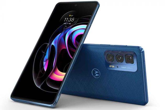 Motorola Edge 20 Pro Design and Display