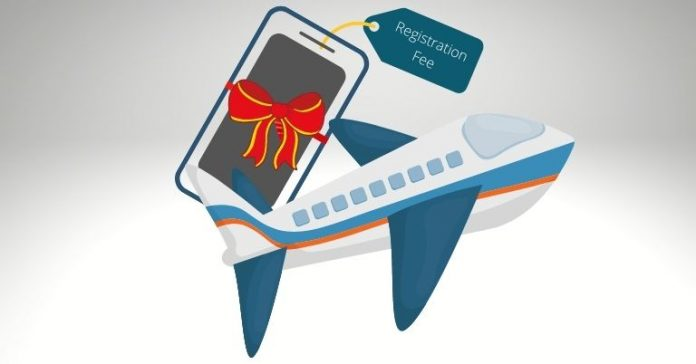 NTA charge fee imported mobile phones gift from abroad
