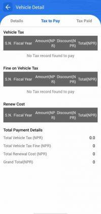 Nagarik app - Tax to Pay