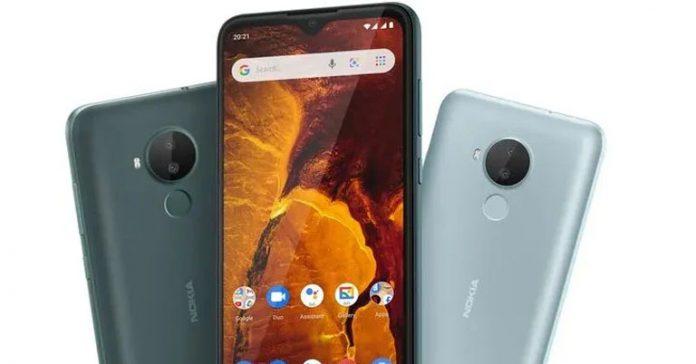Nokia C30 Price in Nepal