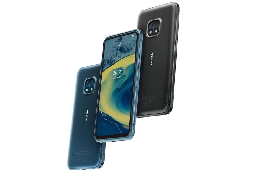 Nokia XR20 Design and Display