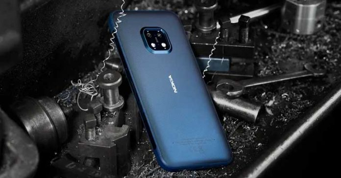 Nokia XR20 Price in Nepal Rugged 5G phone Specifications Features Launch