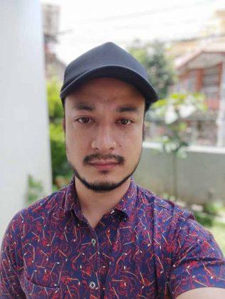 Note 10 Pro Max - vs - Portrait Selfie 1