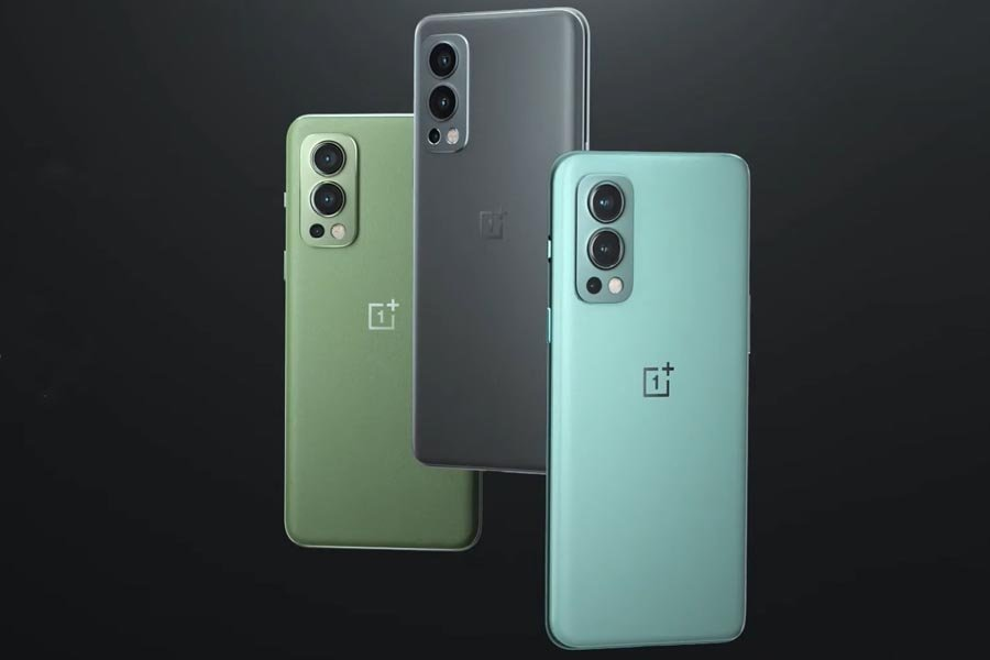 OnePlus Nord 2 5G Design and Display