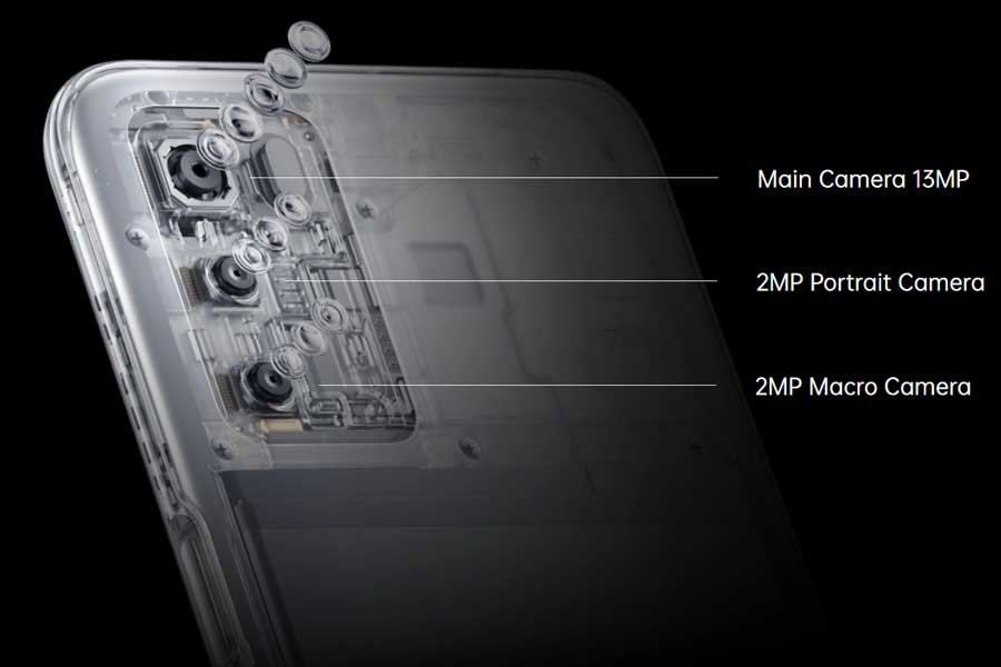 Oppo A16 Camera Setup