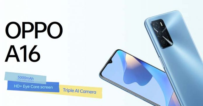 Oppo A16 Price Nepal