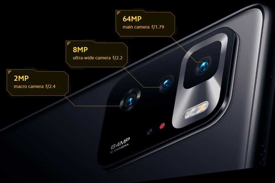 Poco X3 GT Camera