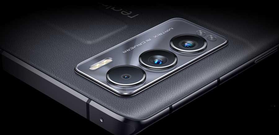Realme GT Master Exploration Edition Camera Bump