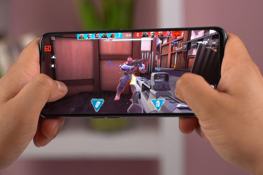 Realme X7 Max - Gaming