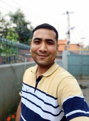 Redmi Note 10S - vs - Portrait Selfie 1