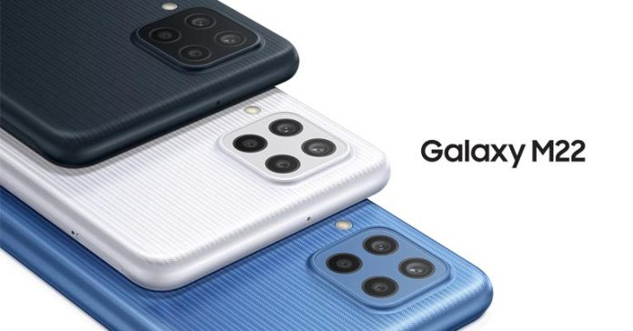 Samsung Galaxy M22 Price in Nepal Specifications Availability