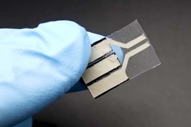 Sweat-powered energy generating wearable internal 1