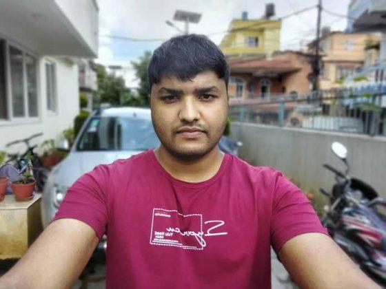 TabS7FE - Portrait Selfie 1
