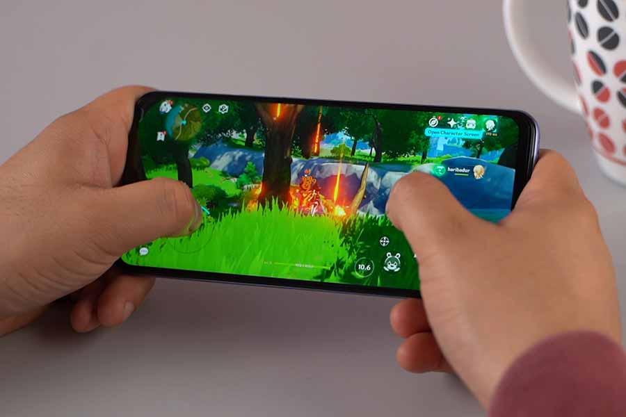 iQOO Z3 - Gaming
