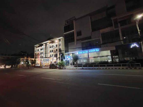 iQOO Z3 - Ultrawide Night Mode 3