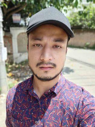 iQOO Z3 - vs - Portrait Selfie 3