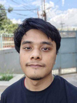 iQOO Z3 - vs - Portrait Selfie 4