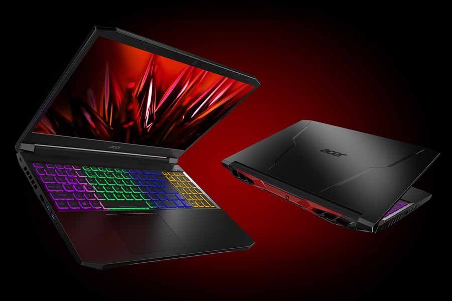 Acer Nitro 5 2021 Design and Display