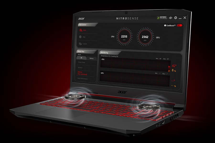 Acer Nitro 5 2021 Performance