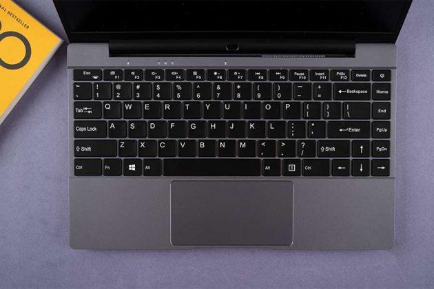 AlldocubeGTBook - Keyboard