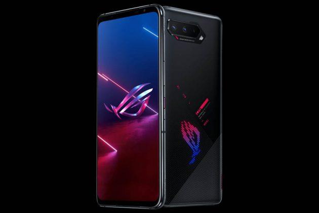 Asus ROG Phone 5s Design and Display