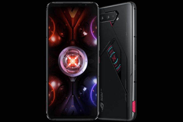 Asus ROG Phone 5s Pro Design and Display
